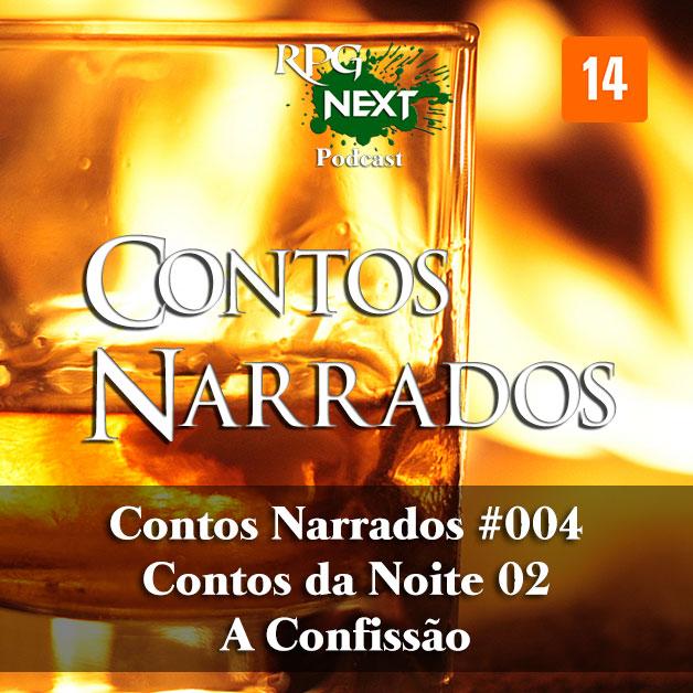CNa#004: CdN-E02 – A Confissão   Rodrigo Watzl