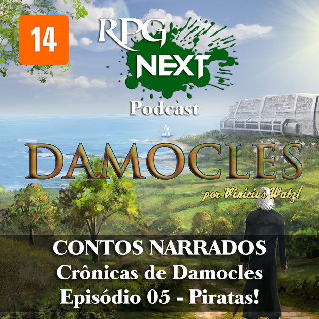 CNa#014: CdD-E05 – Piratas!   Vinicius Watzl