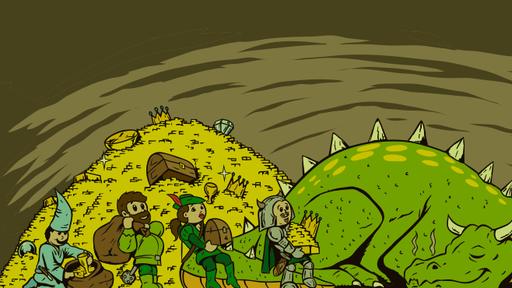 personagens de D&D